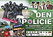 Deň polície 2015, Nitra, 18.9.2015