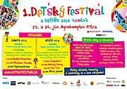 Prvý Detský festival aveľtrh v Nitre otvorí svoje brány už po štvrtý krát