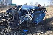 Dopravná nehoda, Ivanka pri Nitre, 18.3.2015